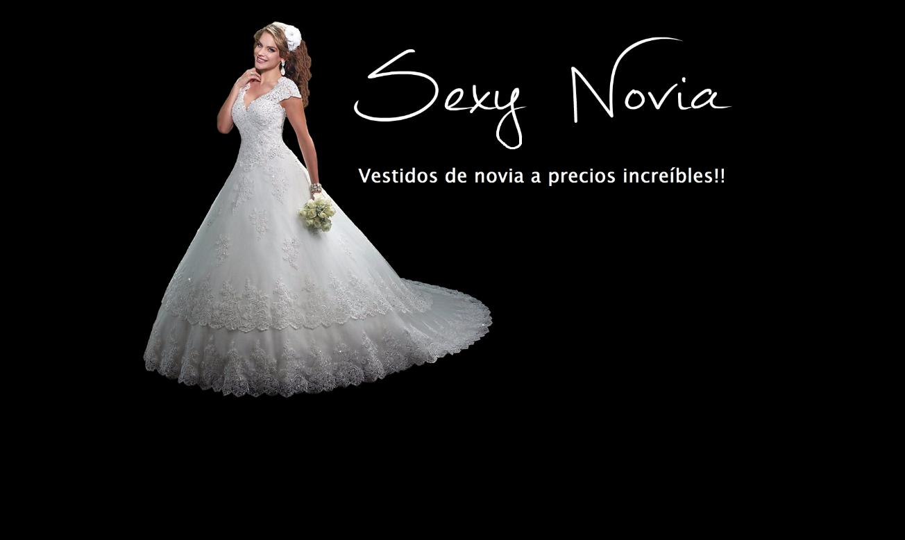Sexy Novia Vestidos De Novia