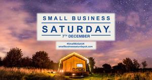 Glamping Safari Lodge at Top of the Woods Pembrokeshire Wales UK Holidays - Celebrating Small Business Saturday