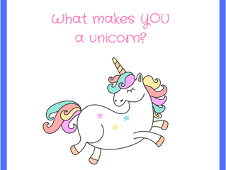 What makes you a unicorn?