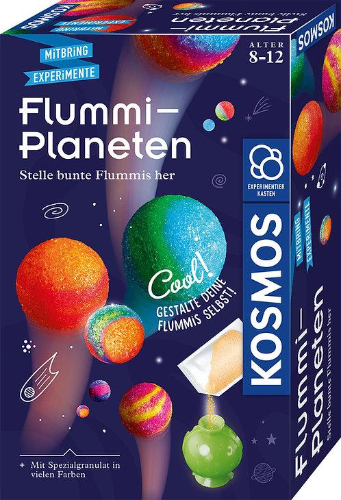 Mitbringexperiment Flummi-Planeten