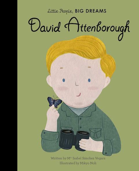 Little People, BIG DREAMS David Attenborough (englisch)