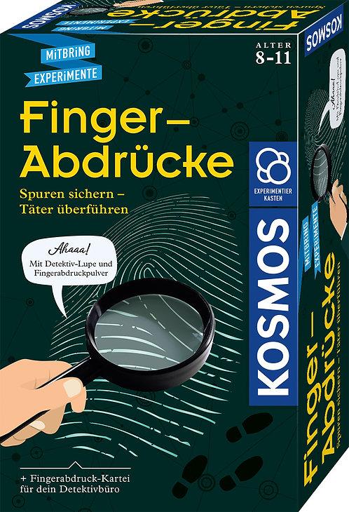 Mitbringexperiment Fingerabdrücke