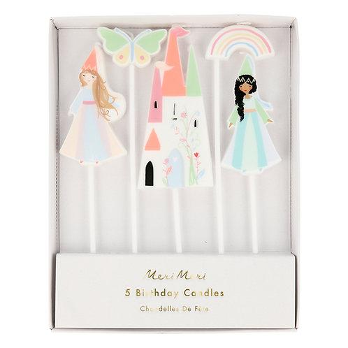 Prinzessin Kerzen