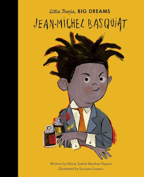 Little People, BIG DREAMS Jean-Michel Basquiat (englisch)
