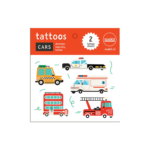 Tattoos Fahrzeuge