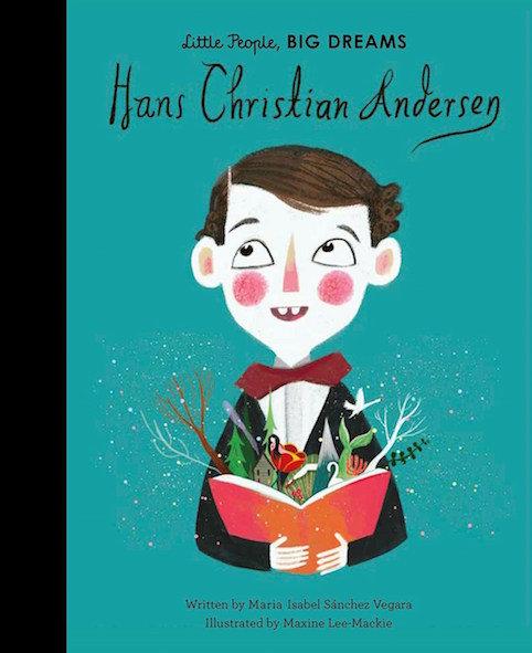 Little People, BIG DREAMS Hans Christian Andersen (englisch)