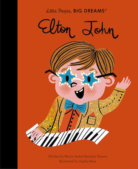 Little People, BIG DREAMS Elton John (englisch)