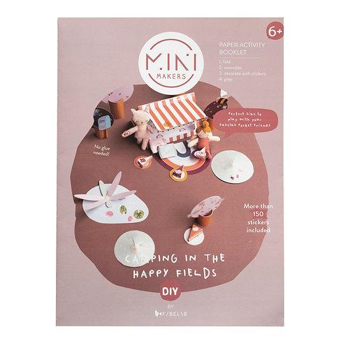 Minimakers Bastelset Happy Fields