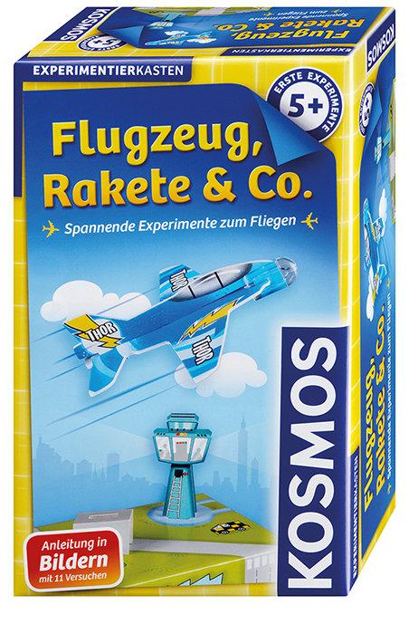 Mitbringexperiment Flugzeug, Rakete & Co.