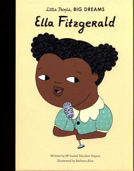 Little People, BIG DREAMS Ella Fitzgerald (englisch)