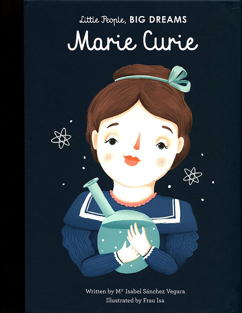 Little People, BIG DREAMS Marie Curie (englisch)