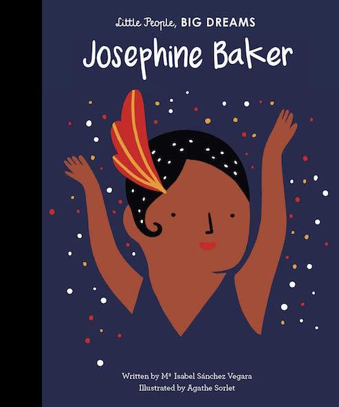 Little People, BIG DREAMS Josephine Baker (englisch)
