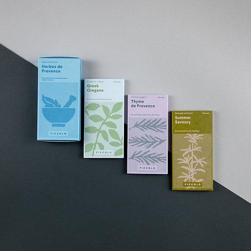 Saatgut Set Kräuter der Provence Seed Collection