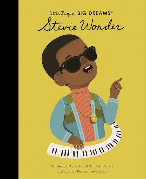 Little People, BIG DREAMS Stevie Wonder (englisch)
