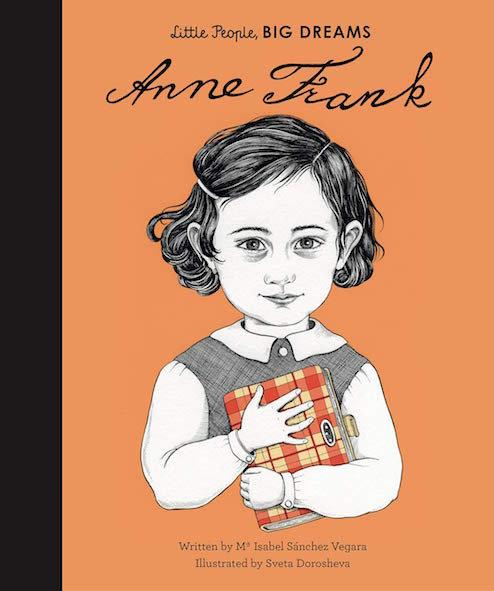 Little People, BIG DREAMS Anne Frank (englisch)