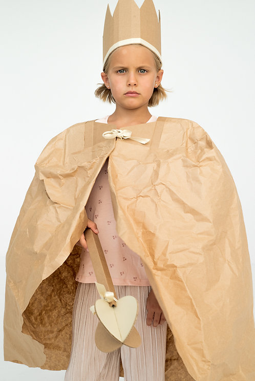 DIY Kostüm König/Königin