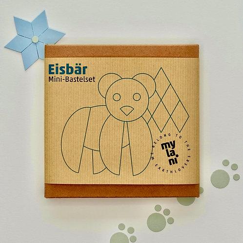 Mini Bastelset Eisbär