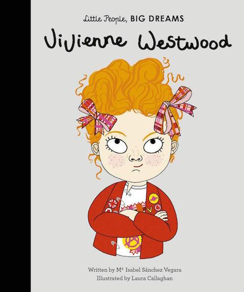 Little People, BIG DREAMS Vivienne Westwood (englisch)