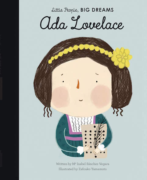 Little People, BIG DREAMS Ada Lovelace (englisch)