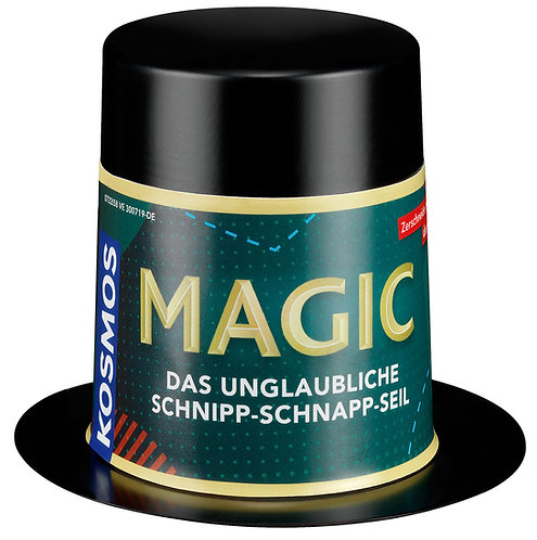 Magic Mini-Zauberhut Schnipp-Schnapp-Seil