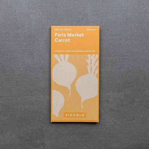 Saatgut Karotten Paris Market