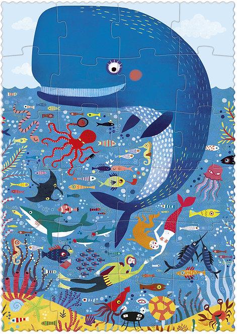 Puzzle My little ocean pocket