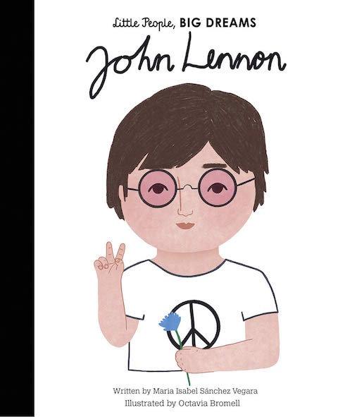 Little People, BIG DREAMS John Lennon (englisch)