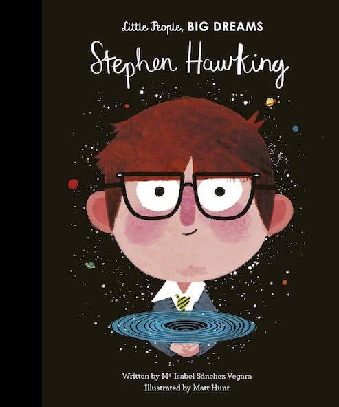 Little People, BIG DREAMS Stephen Hawking (englisch)