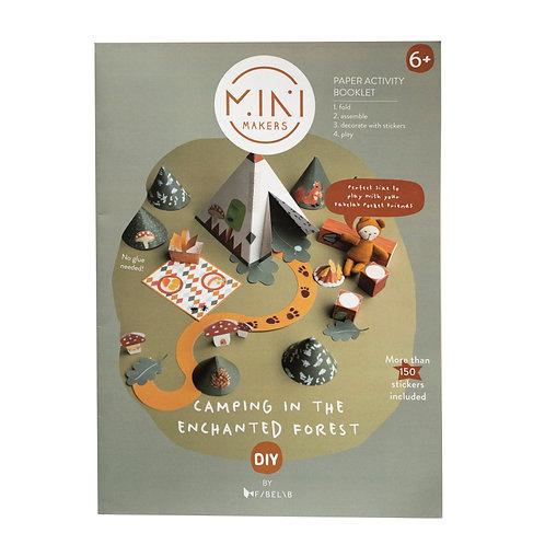 Minimakers Bastelset Enchanted Forest