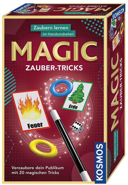 Mitbringexperiment Magic Zaubertricks