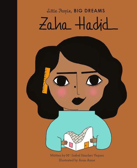 Little People, BIG DREAMS Zaha Hadid (englisch)