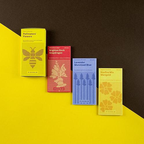 Saatgut Set Bestäuberblumen Seed Collection