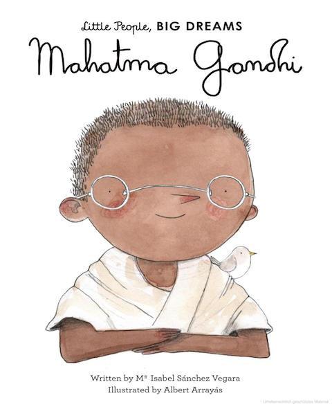 Little People, BIG DREAMS Mahatma Gandhi (englisch)