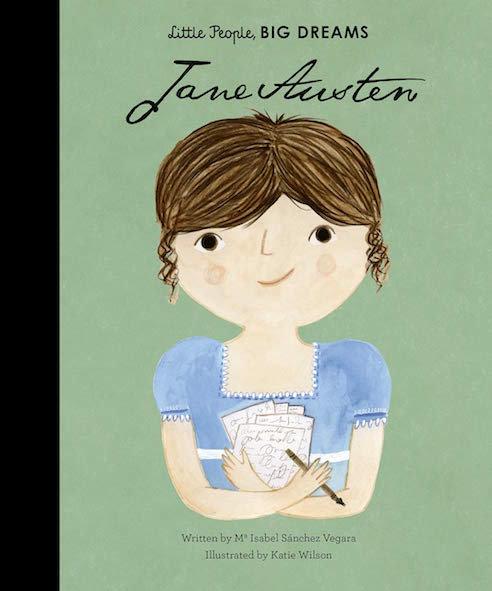 Little People, BIG DREAMS Jane Austen (englisch)