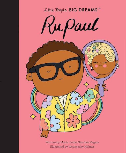Little People, BIG DREAMS Ru Paul (englisch)