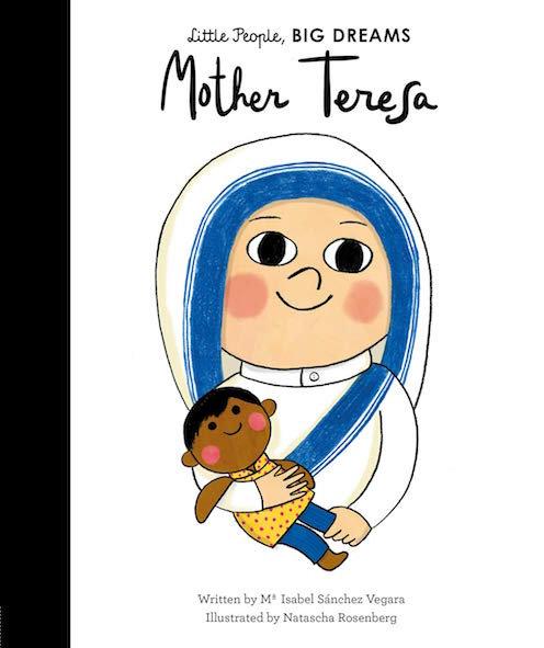 Little People, BIG DREAMS Mother Teresa (englisch)