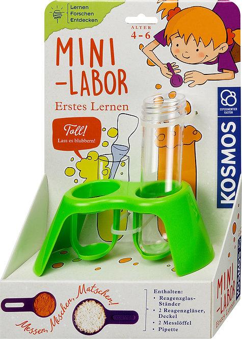 Erstes Lernen Mini-Labor
