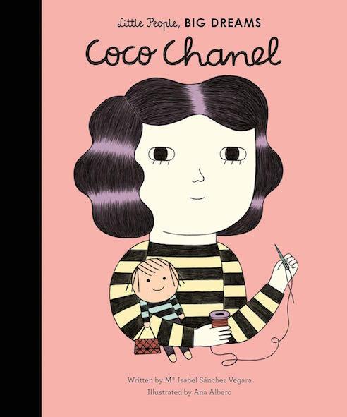 Little People, BIG DREAMS Coco Chanel (englisch)