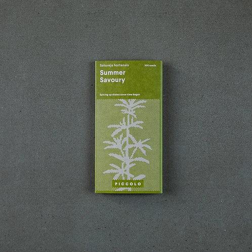 Saatgut Bohnenkraut
