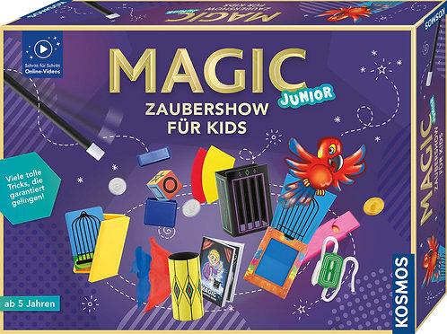 Magic Junior Zaubershow für Kids