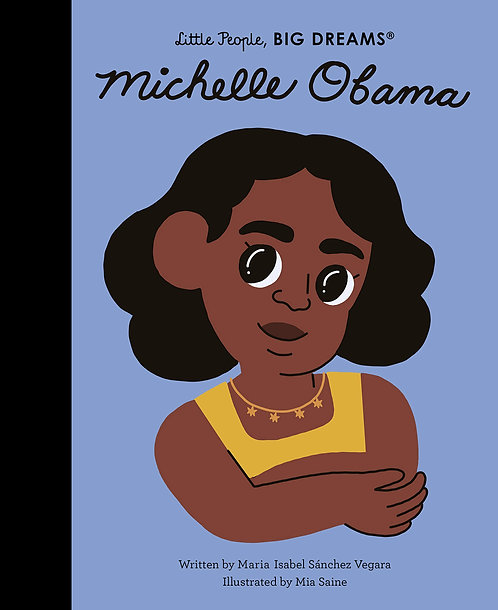 Little People, BIG DREAMS Michelle Obama (englisch)