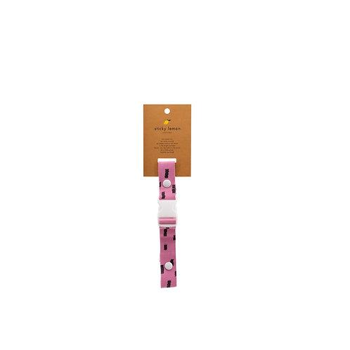 Brustgurt Sprinkles pink