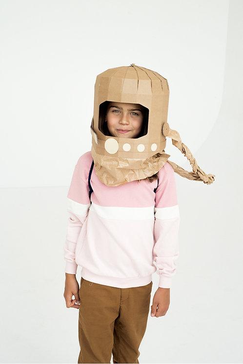 DIY Kostüm Astronaut