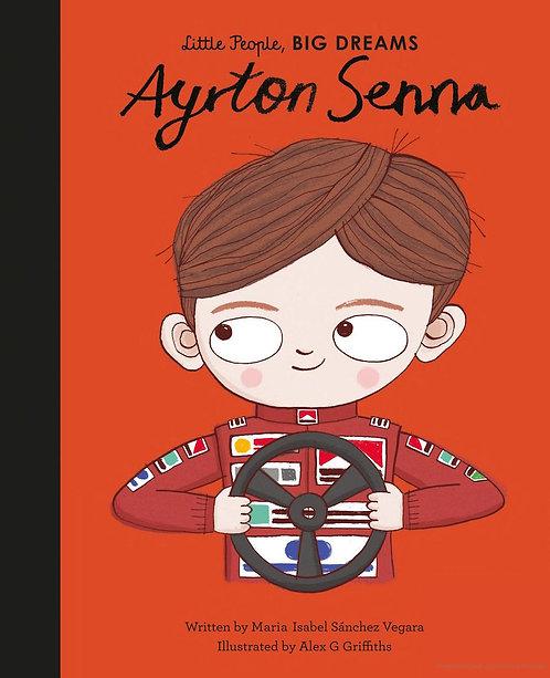Little People, BIG DREAMS Ayrton Senna (englisch)