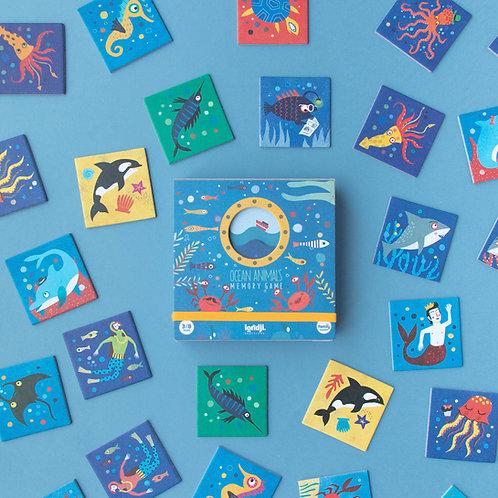 Memo Ocean animals