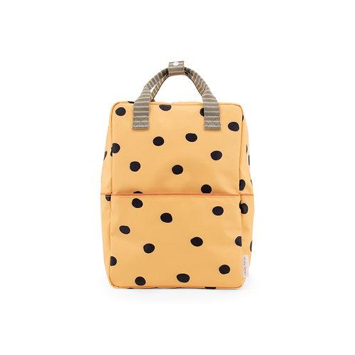 Rucksack Freckles groß gelb