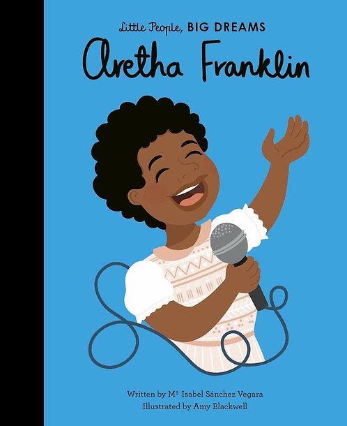 Little People, BIG DREAMS Aretha Franklin (englisch)