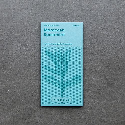 Saatgut  Minze Moroccan Spearmint