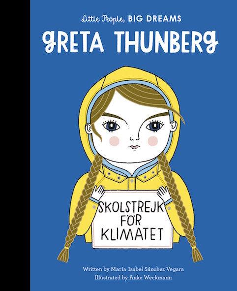Little People, BIG DREAMS Greta Thunberg (englisch)