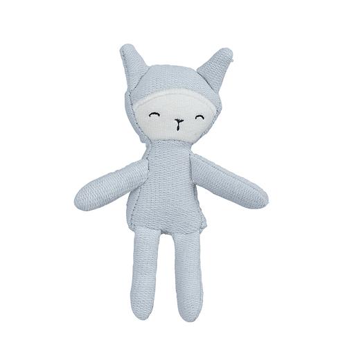 Pocket Friend Bunny Foggy Blue